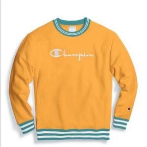 nwt champion reverse weave pullover